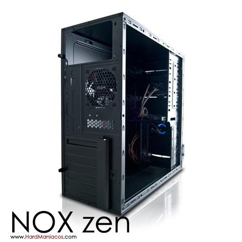 nox zen trasera