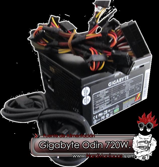 gigabyte odin 720w portada