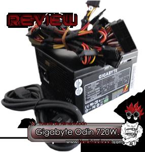 gigabyte odin 720w review