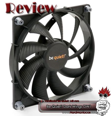 review bequiet darkwings