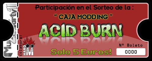 boleto acid burn