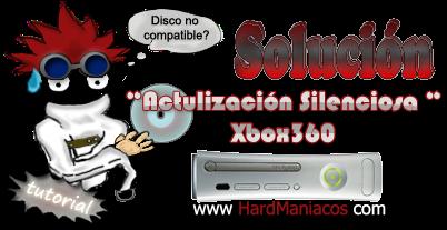 actualizacion silenciosa xbox360 cabecera