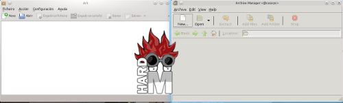 Gestión de ficheros comprimidos en Linux
