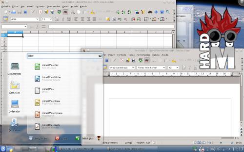 Imagen de Writer y Calc de LibreOffice