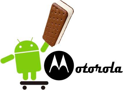 motorola usará procesador intel y os ice cream sandwich
