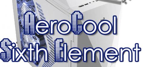 aerocool sixth element white edition