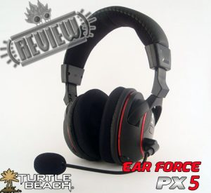 turtle beach ear force px5