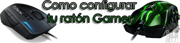 Como configurar tu raton Gamer y Sacar el Máximo Potencial