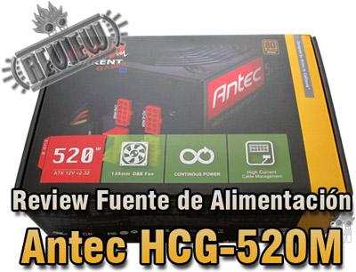 antec hcg-520m