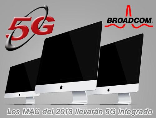 MAC con 5G