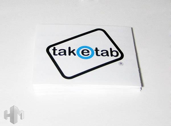 TakeTab instrucciones