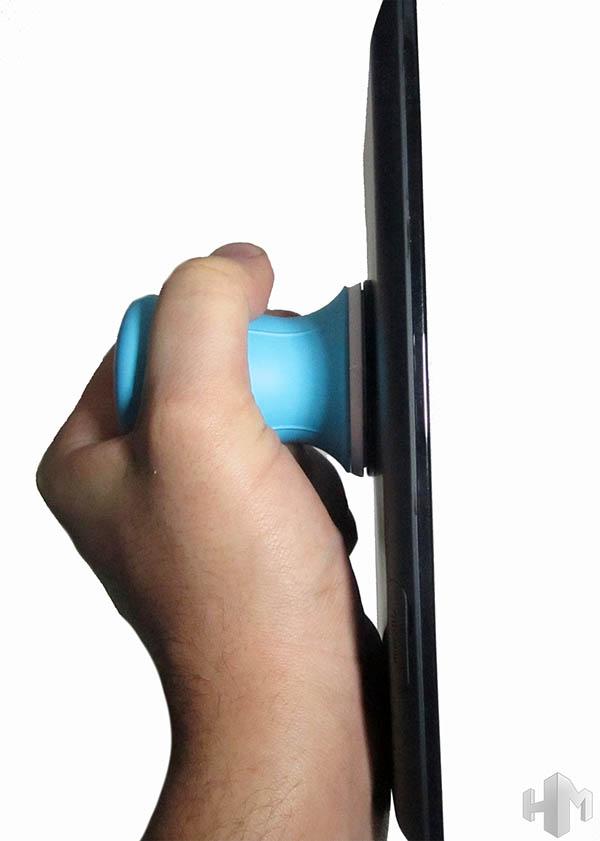 TakeTab sujeto a tablet agarre 2