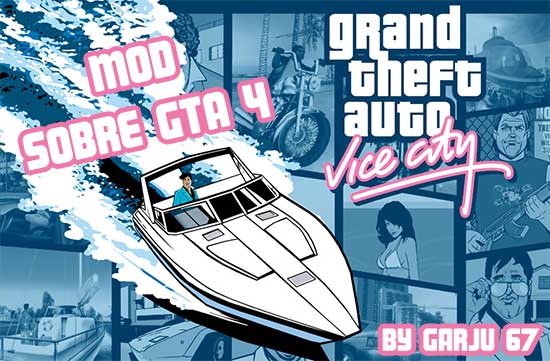 MOD GTA Vice City