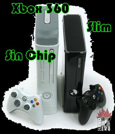 Xbox 360 Slim Modificada Sin Chip Hardmaniacos