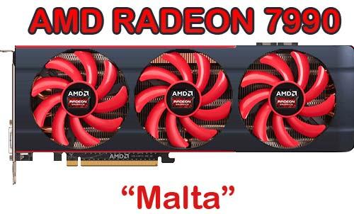 AMD Radeon 7990 Malta