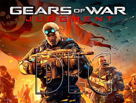 Gear o war Judgment DLC