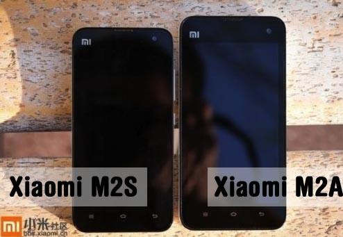 Xiaomi M2S Xiaomi M2A