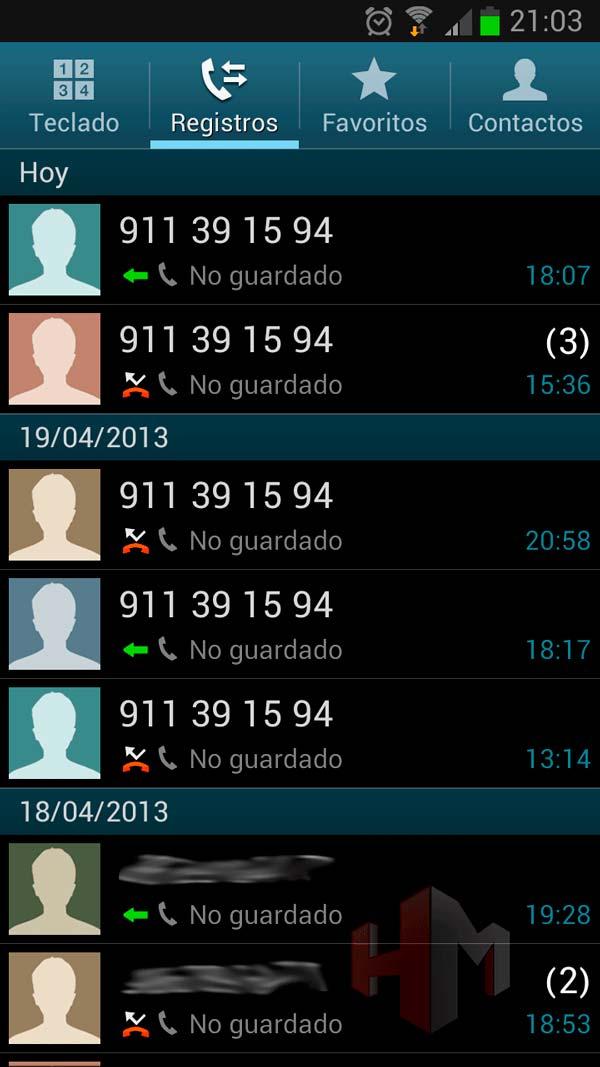 bloquear numeros de telefono 2