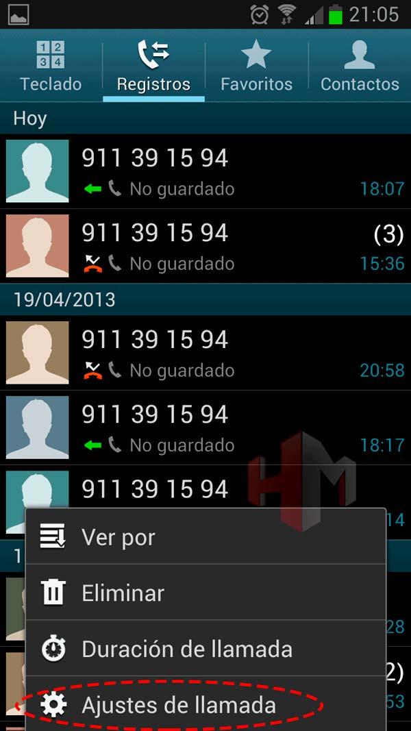 bloquear numeros de telefono 4