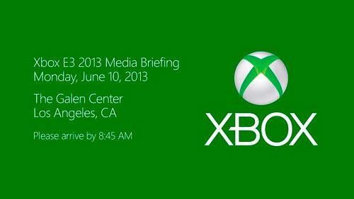 Evento Pre-E3 de Microsoft