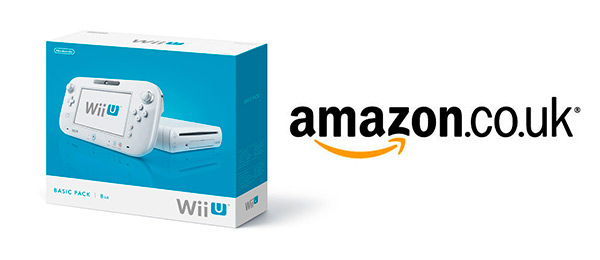 WII U Amazon UK