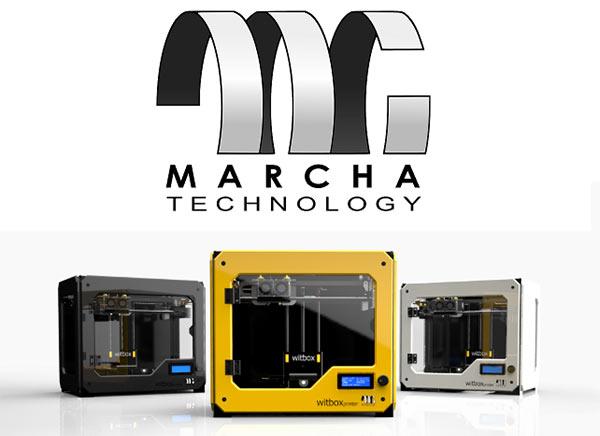 impresora 3D Witbox Printer