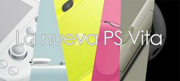 La nueva PS Vita
