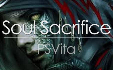 Soul Sacrifice PSVita