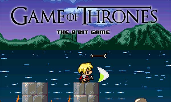 Juego de Tronos en 8 bits