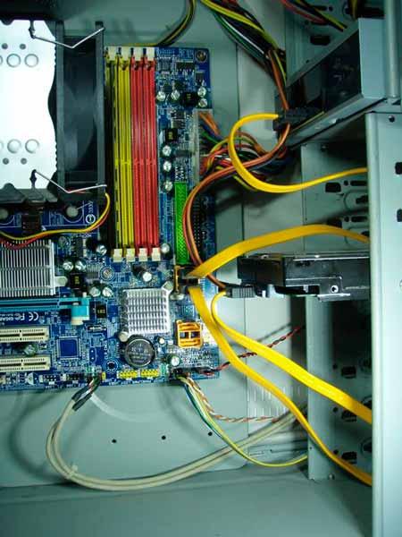 Tutorial_Montaje unidades Disco Duro y DVD
