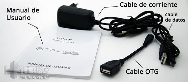 Talius-Quartz-accesorios-y-cables