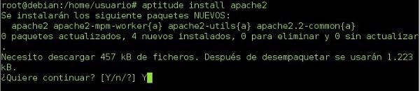 instalacionApache2