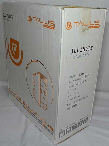 Caja Illinois caja