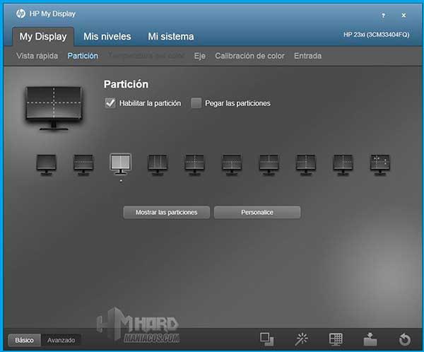 HP-Pavilion-My-Display-Particion-l