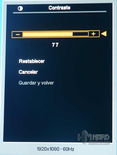 HP-Pavilion-menu-OSD-Contraste-l