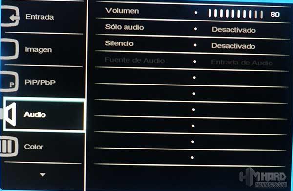 Monitor-Philips-menu-OCD-audio-l