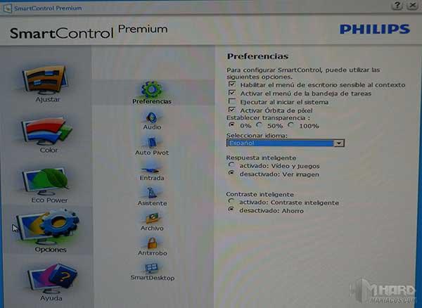 Monitor-Philips-menu-SmartControl-Premium-Opciones-l