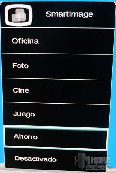 Monitor-Philips-menu-SmartImage-l