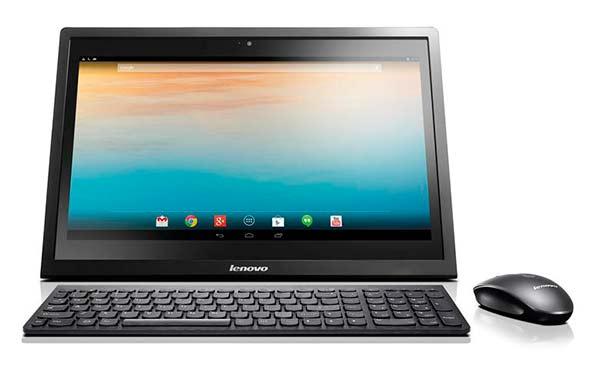 Lenovo-Android-negro