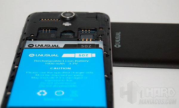 Smartphone-Unusual-50Z_bateria