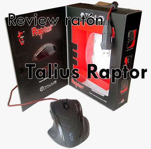 raton talius raptor