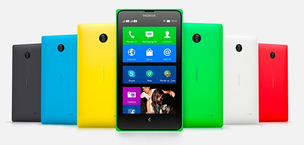 Nokia-X-Android-colores