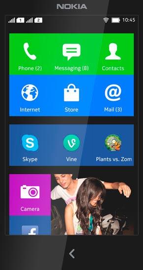 Nokia-X-Android-interfaz