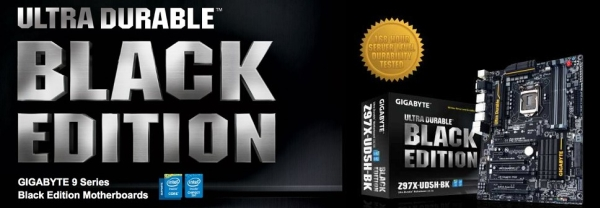 Gigabyte Serie 9 Black Edition
