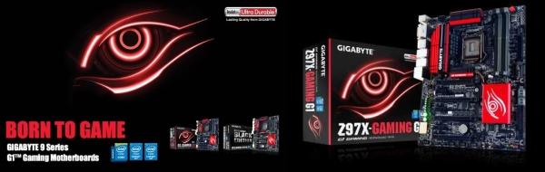 Gigabyte Serie 9 G1