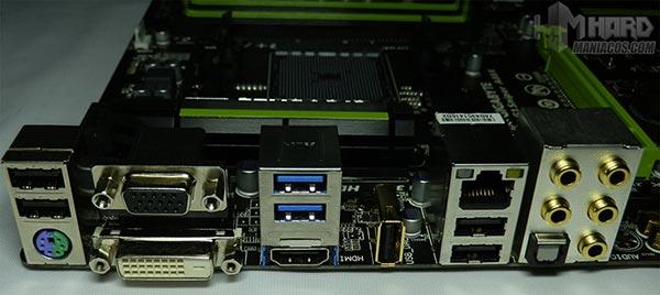 Placa-Base-Gigabyte-panel-trasero