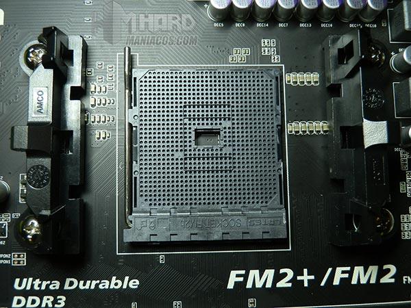 Placa-Base-Gigabyte-socket-FM2+