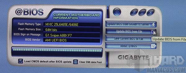 1, Tutorial actualizar bios gigabyte, ordenador