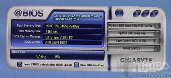 4, Tutorial actualizar bios gigabyte, ordenador