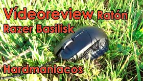 review ratón razer basilisk, portada vídeo